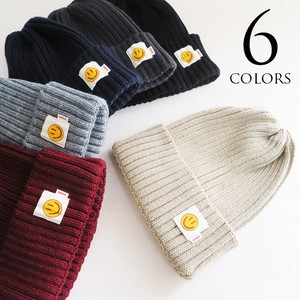 A/W Knitted Snow Board Knitted Cap Patch Ladies Men's