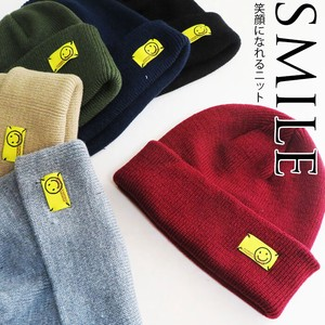 A/W Acrylic Knitted Snow Board Knitted Cap Patch Ladies Men's
