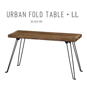 Characteristic Table Folded Table LL