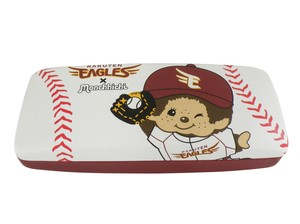 Period Rakuten Eagle monchhichi Eyeglass Case