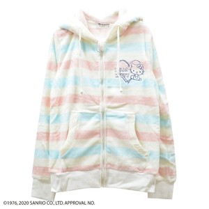 Hello Kitty Fluffy Hoody Pocket