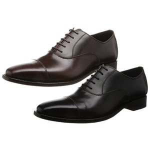 Straight Genuine Leather Leather Sole Dress Shoes Business Shoes