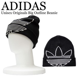 《即納》ADIDAS《2020秋冬新作》■ニット帽■Unisex Originals Big Outline Beanie