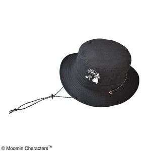 Hats & Cap The Moomins Safari Hat Little My Black