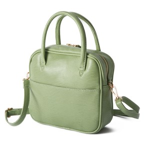 Square Overnight Bag Lapis Ladies Bag