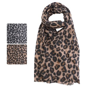 """2020 New Item"" A/W Stole Leopard Stole"