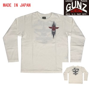 GUNZ YHUNDERDS M.C Pt. LONG SLEEVE TEE (長袖T)