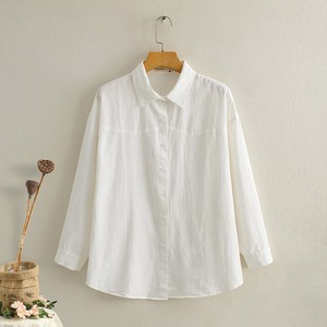 [ 2020NewItem ] Ladies Long Sleeve Shirt A4