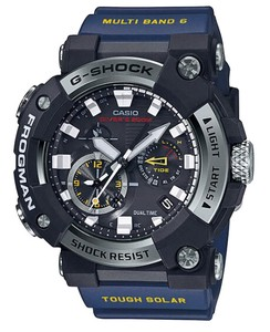 CASIO G-SHOCK Frog Radio Waves