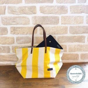 Canvas Canvas Bag Yellow