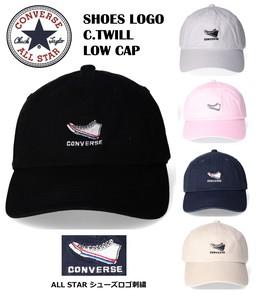 CN SHOES LOGO C.TWILL 6P CAP