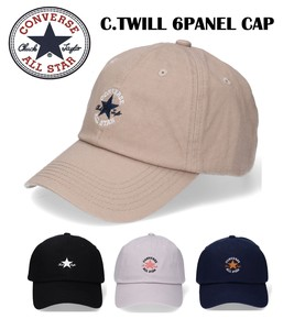 CNS C.TWILL 6PANEL CAP