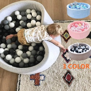 Ball Pool Indoor Kids Ball Pool Round Ball Pit for Kids Gift Birthday Present