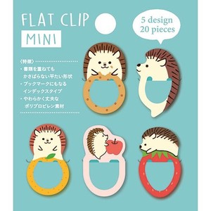 Flat Clip Mini Hedgehog