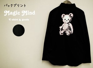 Skull bear Big Shirt