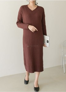 """2020 New Item"" Knitted One-piece Dress"