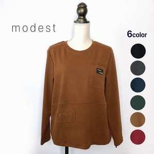 """2020 New Item"" Gigging Poket Switching Pullover"