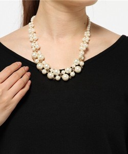 Big Pearl Necklace