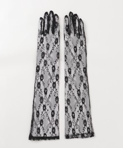 Party Accessory Lace Long Glove