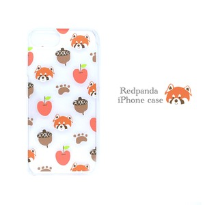 Red Panda Smartphone Hard Case Portable Mobile
