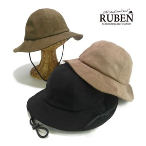 Ruben Eco Suede Attached Hat Young Hats & Cap