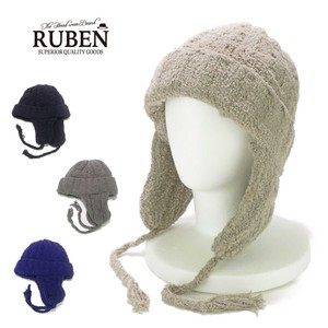 Ruben Knitted Watch Cap Young Hats & Cap