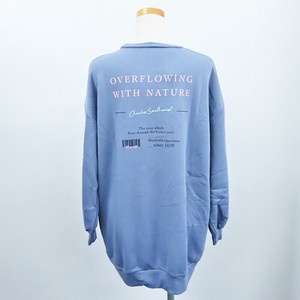 A/W Raised Back Big Pullover