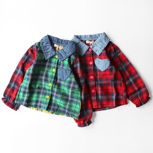Fast Girls Checkered Shirt
