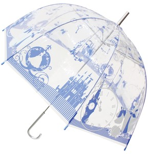 Adult Vinyl Umbrella Cinderella 9cm