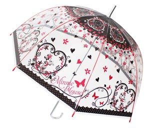 Adult Vinyl Umbrella Minnie Mouse 9cm