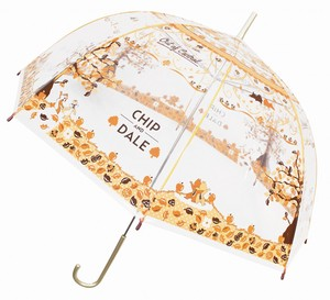 Adult Vinyl Umbrella Chip 'n Dale 9cm