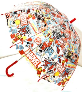 Kids Vinyl Umbrella Marvel
