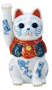 Ornament Somenishiki Better Fortune Beckoning cat Right Hand Size 5