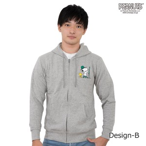 SNOOPY Snoopy Fleece Hoody