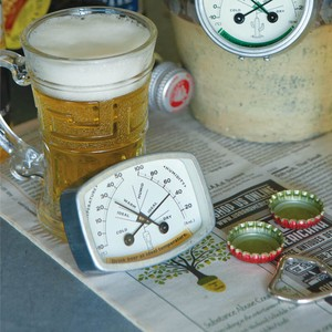 DULTON (ダルトン) サーモハイグロメーター (ビール) THERMO-HYGROMETER BEER [K925-1284BE]