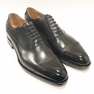 Straight Leather Sole Dress Shoes Business Shoes
