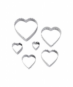 Entrex WILTON Cut Out Heart