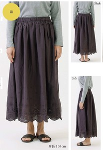 Pettiskirt With Lace Hem 20