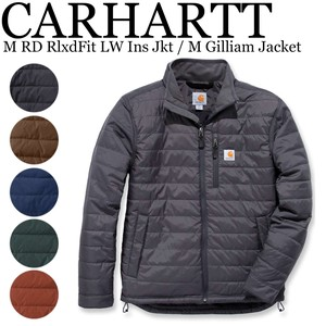 《即納》CARHARTT《20FW》■メンズ■ジャケット■中綿■M RD RlxdFit LW Ins Jkt / M Gilliam Jacket