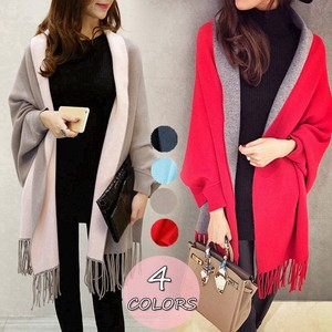 Scarf Shawl Stole Coat Outerwear Cardigan Ladies
