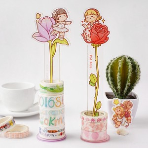 Washi Tape Stand Holder Flower Fairy Series