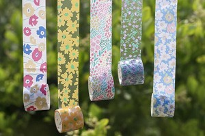 Washi Tape Garden Japanese Paper Material Material