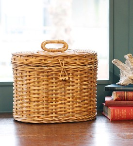 THE AROROG Attached Oval Basket