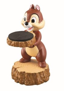 Chip 'n Dale Watch Stand Interior