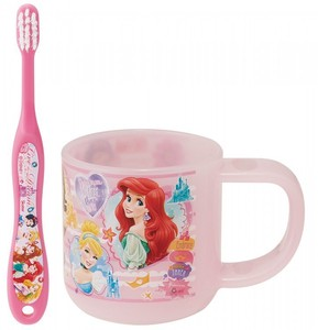 Stand Cup Toothbrush Set Princes