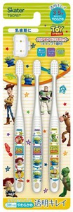 Clear Child Toothbrush 3P Kindergarten Toy Story