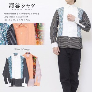 Shirt Casual Long Sleeve Shirt