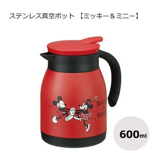 Stainless Vacuum Pot Mick Minnie SKATER SP