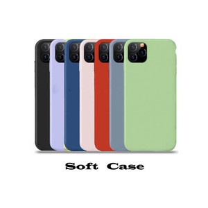 iPhone Case Cover Silicone Basic iPhone soft Case