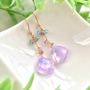 Light Heart Pierced Earring Earring